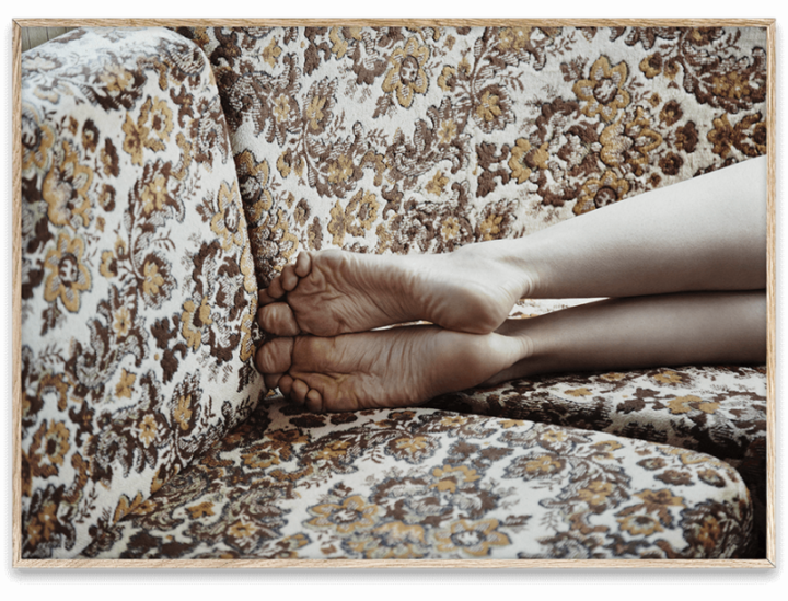 Restless feet Julie Pike