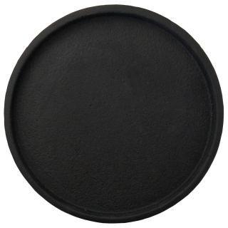 Zakkia klein zwart dienblad