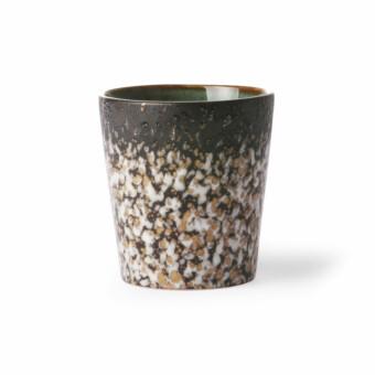 70's ceramic mug || Mud || HKliving