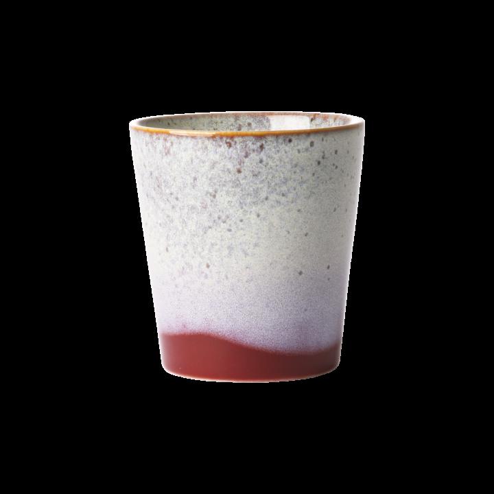 70's mug HK living frost