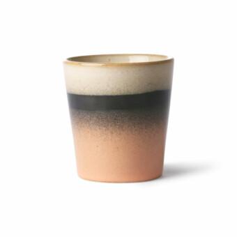 70's ceramics mug || Tornado || HKliving