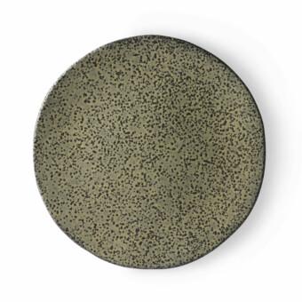 Gradient ceramics dinnerplate || HK Living