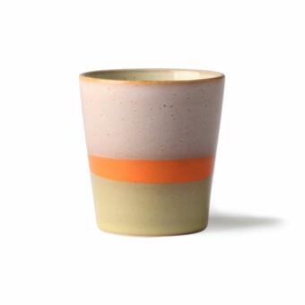 70's Ceramic mug || Saturn || HK living