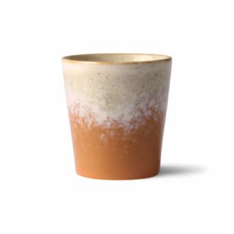 70's ceramic mug || jupiter || HKliving