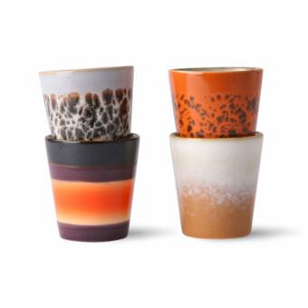 70's Ceramics Ristretto muggs || HKliving